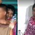 WATCH: Lalaking lango sa droga, nang-hostage ng tindero sa palengke sa Quezon City