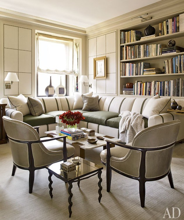 Andrea Hebard Interior Design Blog: David Kleinberg