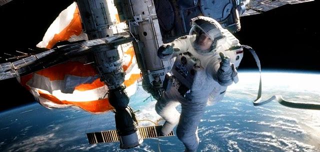 Gravity Movie 2015 - Sandra Bullock