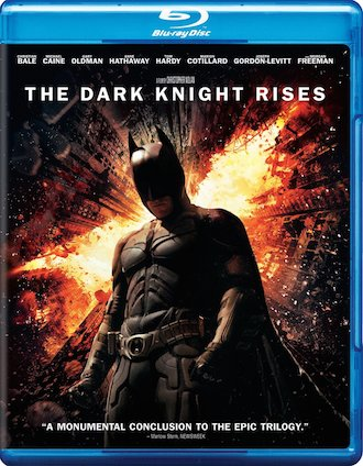 The Dark Knight Rises 2012 Hindi BluRay Download