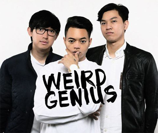 Weird Genius - Sweet Scar (ft Prince Husein)