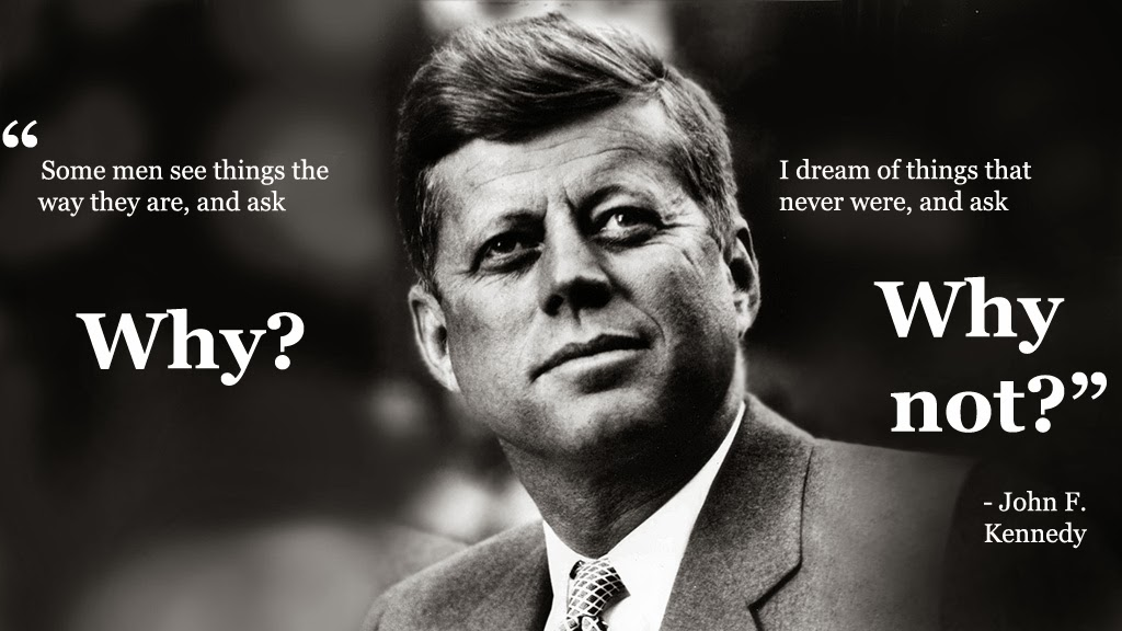 John F Kennedy Cuban Missile Crisis Quotes: BACK IN THE USSR: CAMELOT REVISITED