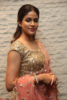 Lavanya Tripathi Mesmerizing Beauty in Chania Choli At Vunnadi Okate Zindagi Movie ~  Exclusive 002.jpg