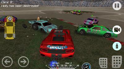 Demolition Derby 2 Mod Apk Versi Terbaru
