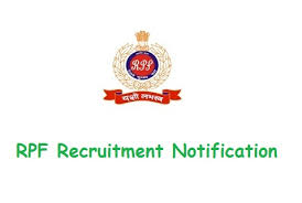 RPF Recruitment 2018