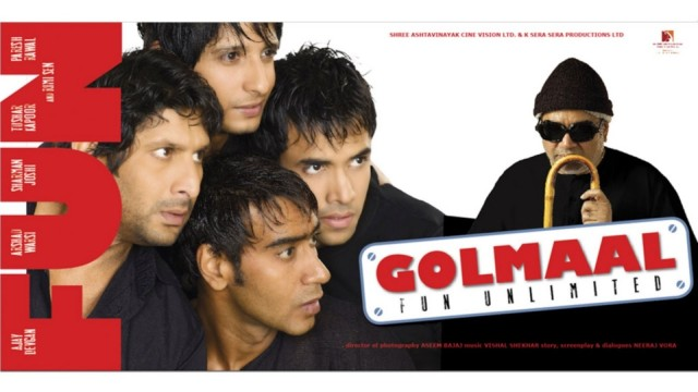 Golmaal Fun Unlimited 2006 Hindi Movie Downloadinstmank