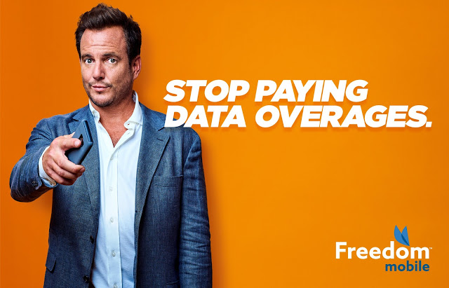 Will Arnett Features in New Freedom Mobile Ad Campaign