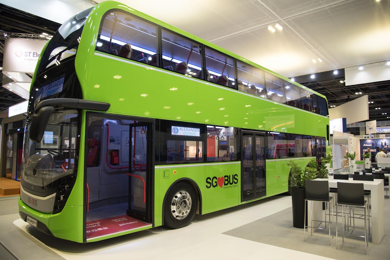 Focus transport adl enviro500 concept bus showcased in for Design agency singapore