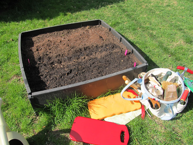 Get Your Raised Bed Ready