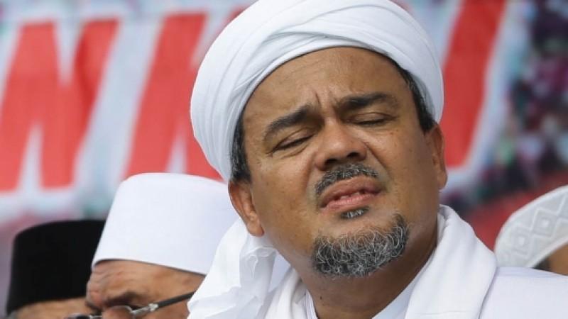 Imam Besar FPI Habib Rizieq Syihab