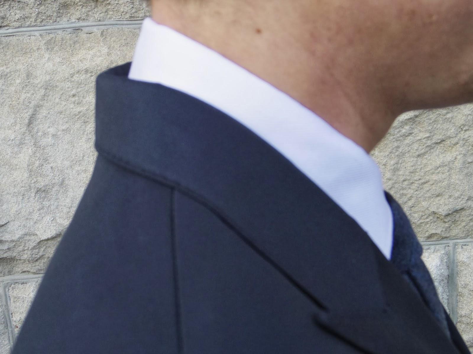 alter shirt collar