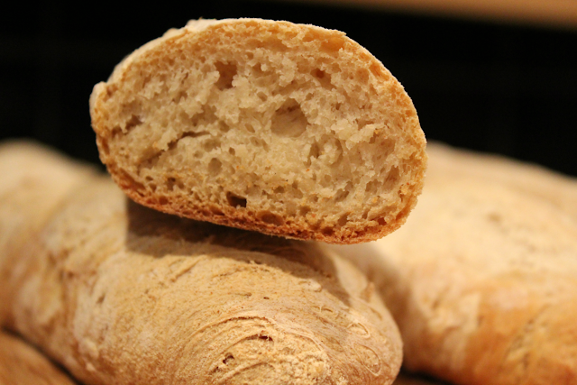 Amazing Ciabatta Bread