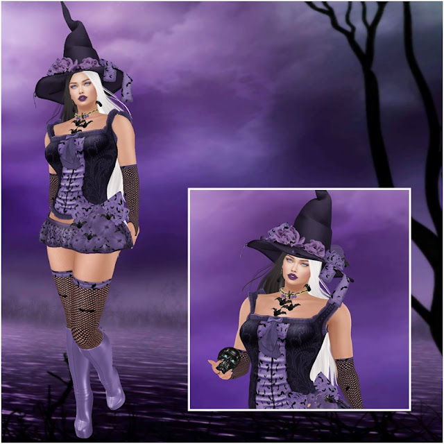 **MARGERY WITCH STYLE**