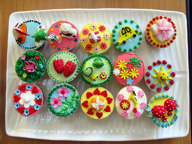 Cooking Guide 101 Cupcake Decoration Ideas