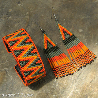 готовые работы бисером купить изделия из бисера в этническом стиле