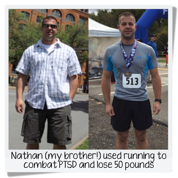 Nathan's weight loss comparison