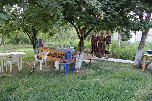 Ouzbékistan, Sentyab, tapchane, tapshan, © L. Gigout, 2012