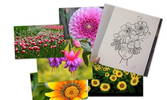 Ilustraciones Lola Mento, Lola Mento Ilustraciones, LolaMento, Lola Mento, cuadros lola mento, flores lola mento, flores, cuadros flores, cuadros originales, arte lola mento