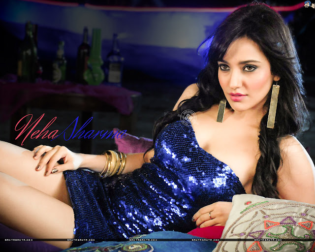 Neha Sharma Hot and Sexy wallpapers