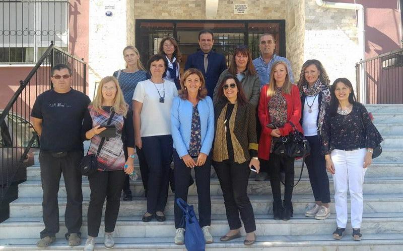 Εκπαιδευτικοί του 3ου Γυμνασίου Αλεξανδρούπολης «Δόμνα Βισβίζη» στη Σμύρνη