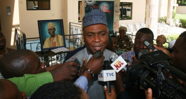 I have been a marked man since Jonathan's tenure – Saraki replies Dele Momodu's candid advice