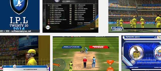 IPL T20 2014 By EA Sports  for PC Free Download