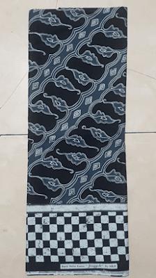 Tehnik pembuatan Seragam batik sekolah Bandung menggunakan plangkan  handprint