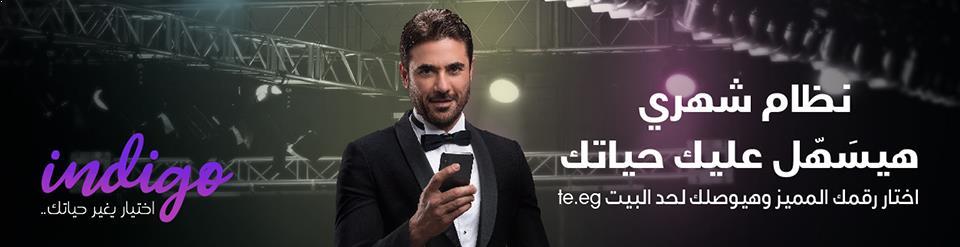 شرح الإشتراك فى باقات انديجو Indigo الشهرية من المصرية للاتصالات 2019