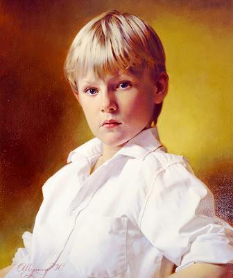 pinturas-al-oleo-de-niños