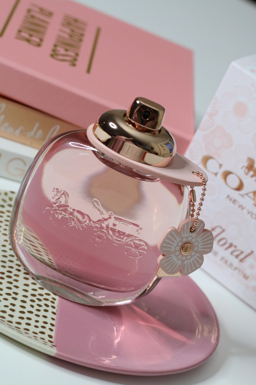 Coach Floral Fragrance Review by UK Perfume Beauty Blogger WhatLauraLoves