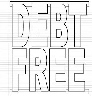 photo regarding Free Printable Debt Free Charts titled Take into account It Detailed: Visible Personal debt Payoff Charts
