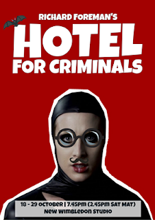 Hotel For Criminals New Wimbledon Theatre