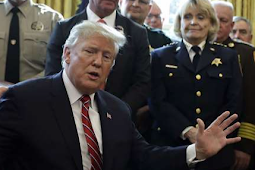 Trump bewilders party allies on immigration before border visit