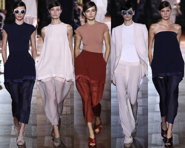 Stella McCartney Spring 2014  Collection