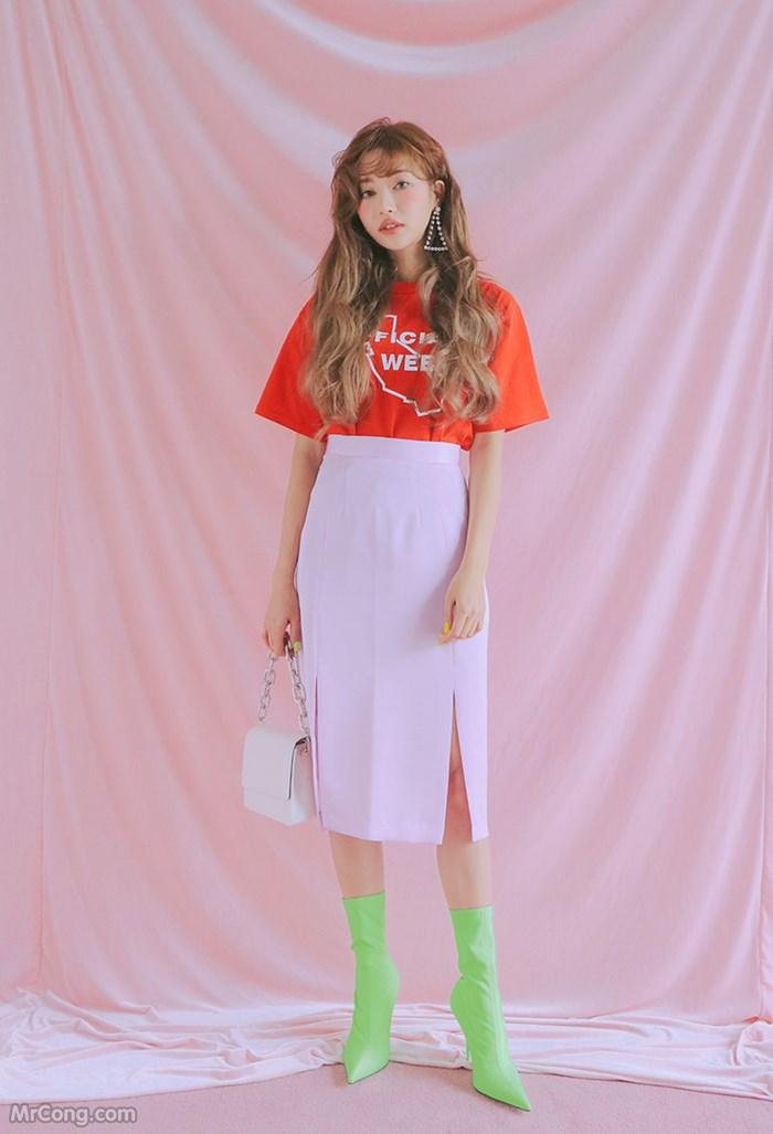 Người đẹp Park Sora trong bộ ảnh thời trang tháng 5/2017 (129 ảnh)