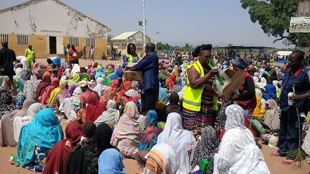 Heartbreaking! Read How 188 People Starved to Death Within One Month at Borno IDP Camp