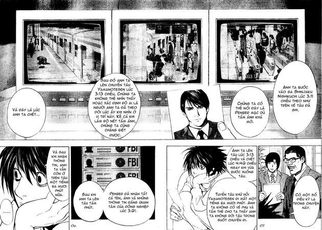 Death Note chapter 015 trang 7
