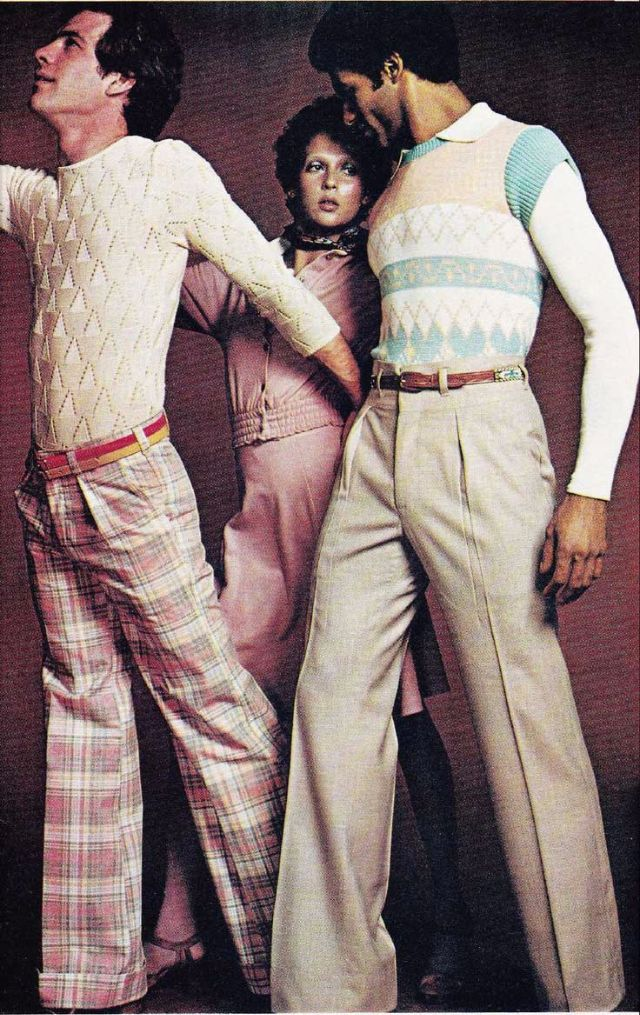 The Seventies: The Decade When Male Fashion Made Men Less