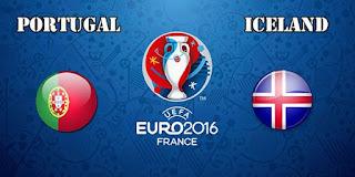 البرتغال تسقط فى فخ التعادل امام أيسلندا | يورو 2016 الثلاثاء 14-6-2016