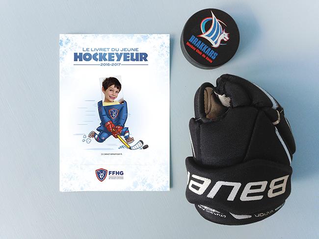 petit livret pour les jeunes hockeyeurs