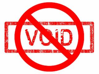 Not Void