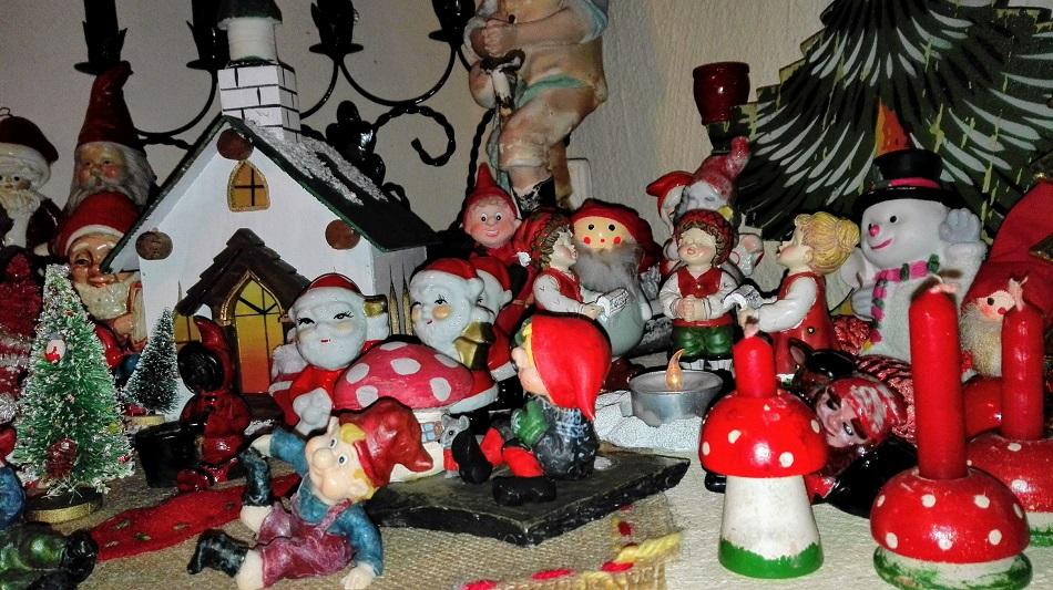 jouluasetelma jouluperinne