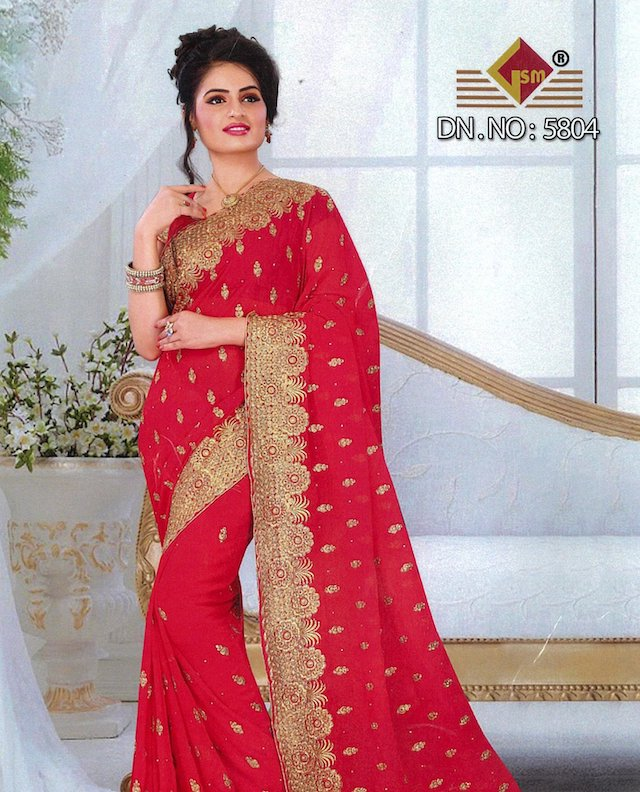 Beautiful Saree on sale