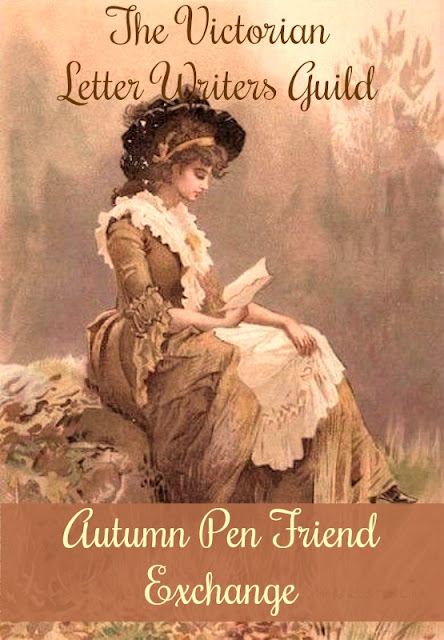 An Autumn Pen Friend Exchange at The Victorian Letter Writers Guild