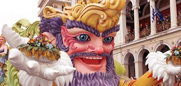 Ακόμα και το καρναβάλι της Πάτρας μόλυναν με μασονία! η αφίσα που προκαλεί αντιδράσεις