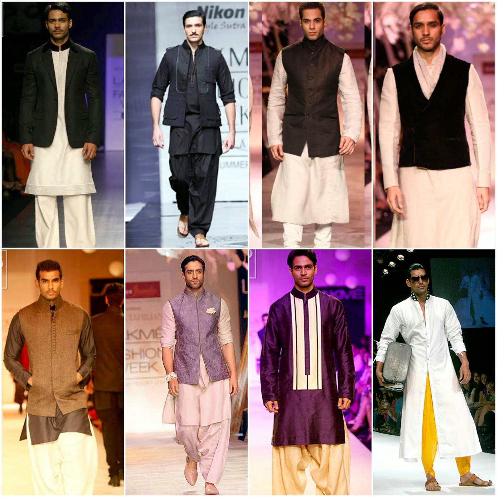 eid 2014, eid men wear, eid kurta style 2014
