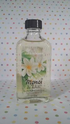 Aceite Monoï de Tahiti Yves Rocher