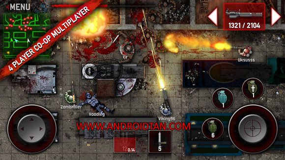 Free Download SAS Zombie Assault 3 Mod Apk v3.10 Unlimited Money Terbaru Full Latest Version 2017