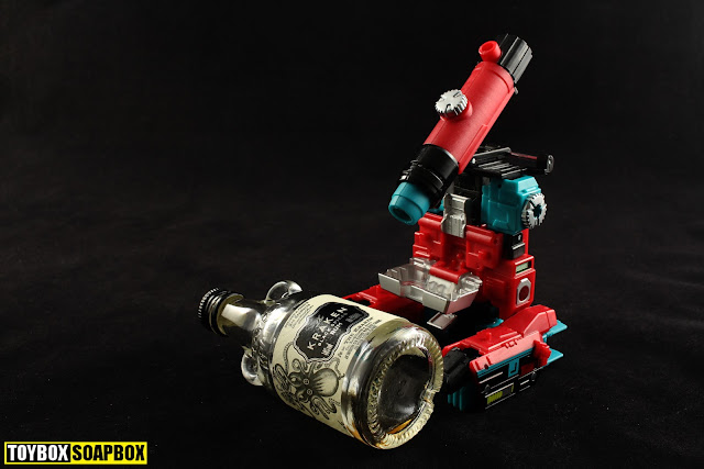 kraken rum titans return perceptor