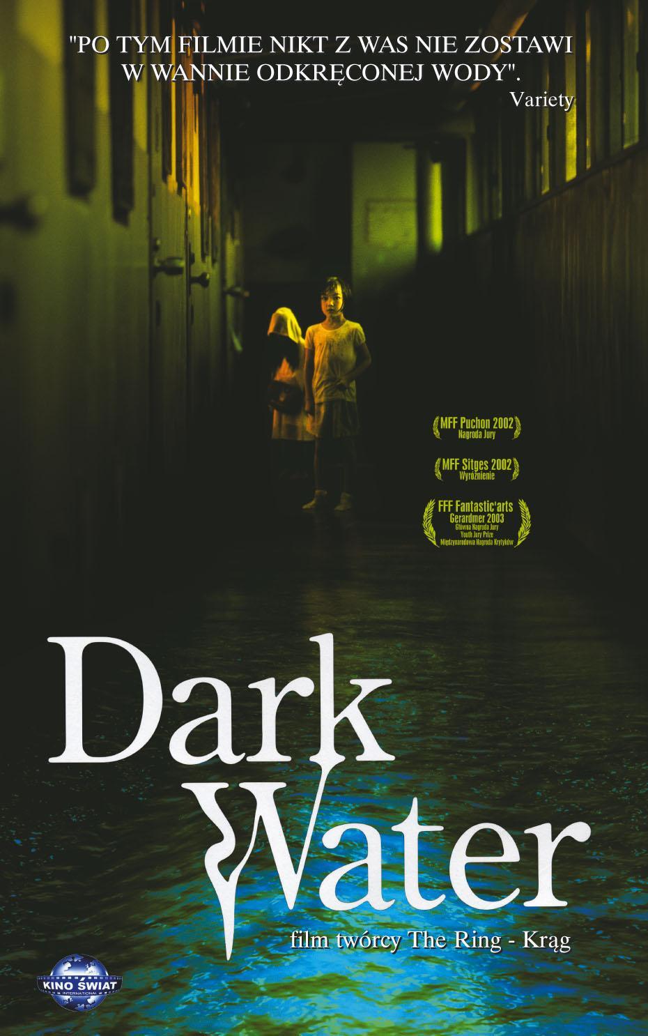 Todo El Terror Del Mundo Dark Water Honogurai Mizu No